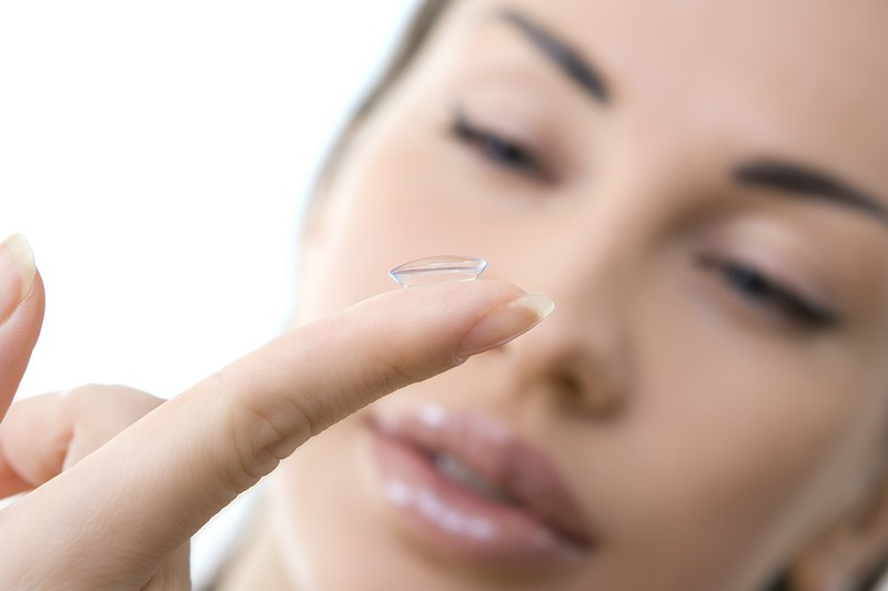 Hard To Fit Contact Lenses